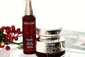 195 sản phẩm mỹ phẩm của Herizme Việt Nam bị thu hồi số tiếp nhận công bố