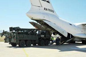 Thổ Nhĩ Kỳ nói về giai đoạn hai cung cấp hệ thống phòng không S-400
