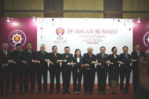 Hoạt động của Bộ trưởng Trần Tuấn Anh tháp tùng Thủ tướng Chính phủ tham dự Hội nghị Cấp cao ASEAN lần thứ 35