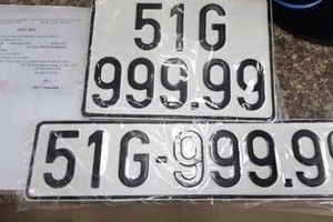 Hé lộ bất ngờ về chủ xe BMW 330i bấm được biển 999.99 ở TP.HCM