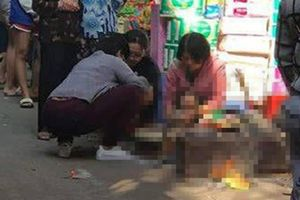 Hà Nội: Bàng hoàng phát hiện thi thể bé sơ sinh trong thùng rác ở ngõ Văn Chương