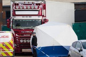Vụ 39 người chết trên xe tải: Cảnh sát Bắc Ireland hoãn gặp hãng cho thuê xe