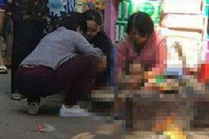 Truy tìm người bỏ thi thể bé sơ sinh trong thùng rác
