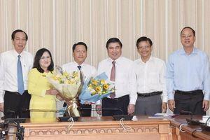 TP.HCM bổ nhiệm Chủ tịch công ty vàng bạc SJC và nhiều vị trí cao cấp khác