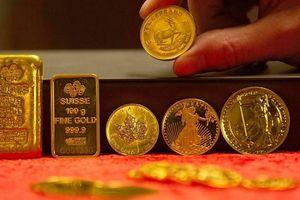Giá vàng giảm khi chứng khoán Mỹ cao kỷ lục