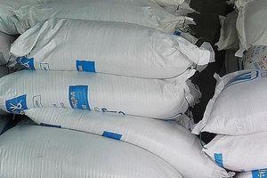 Hải quan Quảng Trị thu giữ hơn 358 tấn đường nhập lậu các loại