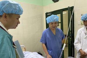Cứu sống bệnh nhân người Nhật Bản bị nhồi máu cơ tim cấp
