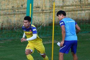 HLV Park Hang-seo chọn 5 tuyển thủ quốc gia bổ sung cho U22 Việt Nam