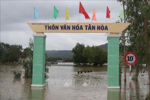 Phú Yên thiệt hại hơn 100 tỉ đồng do bão số 5