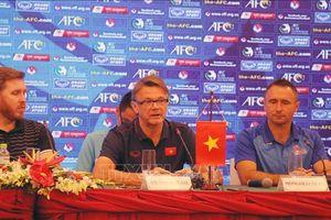 U19 Việt Nam nỗ lực từng trận tại vòng loại Giải bóng đá U19 vô địch châu Á 2020