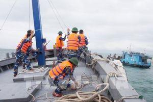 Tìm thấy thi thể thủy thủ tàu Thành Công 999 chìm ở Hà Tĩnh