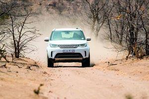 Cơ hội tự lái Land Rover chinh phục Châu Phi dành cho khách hàng Việt Nam
