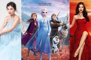 Tiêu Châu Như Quỳnh, Võ Hạ Trâm lồng tiếng cho Elsa và Anna trong phim hoạt hình 'Frozen - Nữ hoàng băng giá 2'