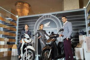 Honda SH mới tại Việt Nam thông minh hơn, giá tăng mạnh