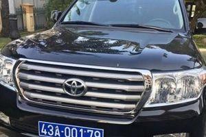 Đà Nẵng: Đấu giá 3 xe sang biển xanh