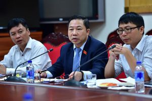 ĐBQH Lưu Bình Nhưỡng: 'Thị trường nước là một cuộc chiến lớn, có lợi ích nhóm, hầu hết liên quan đến quan chức'