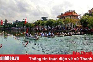 Huyện Hoằng Hóa khai thác tài nguyên du lịch đường thủy