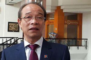 Cách chức tất cả các chức vụ trong Đảng nguyên Tổng Giám đốc Petrolimex Bùi Ngọc Bảo
