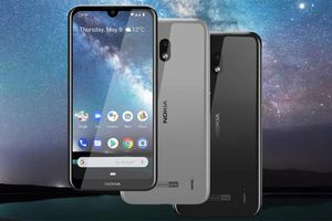 Smartphone siêu rẻ Nokia 2.3 - Sự kế thừa hoàn hảo