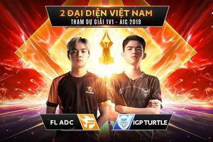 Lịch thi đấu AIC 2019: Kỳ vọng Việt Nam giành cú đúp vô địch thế giới