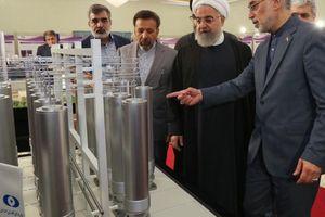 Cắt giảm cam kết hạt nhân, Iran sử dụng 30 máy ly tâm thế hệ mới