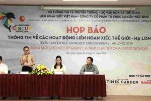 Lần đầu tiên Quảng Ninh tổ chức Liên hoan Xiếc Thế giới
