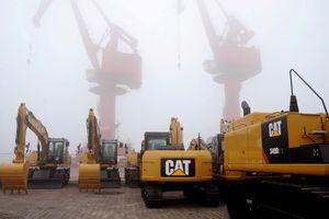 Caterpillar - Nhà sản xuất thiết bị xây dựng lớn nhất thế giới của Mỹ ngấm đòn thương chiến