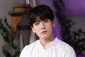 BTS Jungkook thừa nhận vi phạm giao thông và xin lỗi nạn nhân