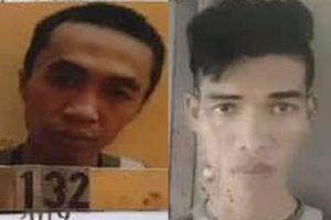 2 bị can trốn khỏi nhà tạm giữ ở Bình Phước