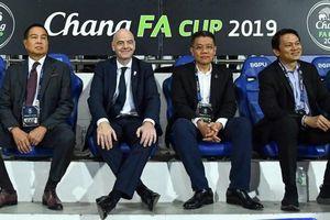 FIFA 'bật đèn xanh', Việt Nam có cơ hội dự World Cup các CLB