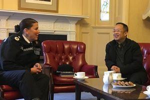 Cảnh sát Essex: Chúng tôi đã làm việc với công an VN hai hôm nay