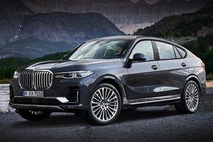 BMW X8 sẽ ra mắt vào cuối năm nay?