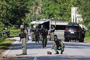 Tấn công ở miền Nam Thái Lan, 15 người chết