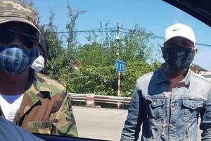 Nhóm đập phá ôtô ở BOT Bắc Hải Vân bị phạt 60 triệu đồng