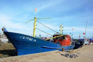 Ngân hàng cơ cấu lại thời hạn trả nợ cho nhiều ngư dân vay vốn mua 'tàu 67'