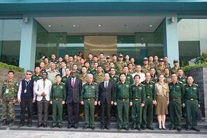 Khai mạc Khóa huấn luyện vận hành trang bị công binh hạng nặng trong khuôn khổ TPP
