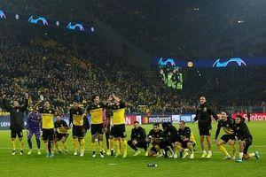 Dortmund có màn lội ngược dòng kinh điển trước Inter Milan
