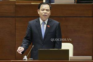 Bộ trưởng NN-PTNT: Chưa bao giờ chúng ta phải đối mặt với một loại dịch tác hại ghê gớm như thế!