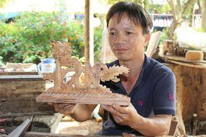 Nghệ nhân giữ lửa nghề mộc truyền thống xứ Quảng