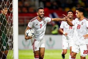 UAE chốt đội hình đấu tuyển Việt Nam: Tổn thất lớn ở hàng công