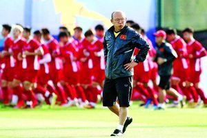 HLV Park Hang Seo sắp đi vào lịch sử của bóng đá Việt