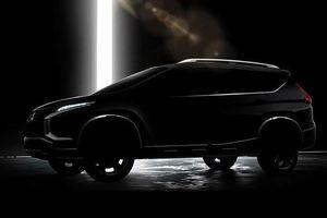 Mitsubishi 'nhá hàng' Crossover MPV mới cho thị trường Indonesia