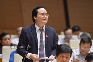 Bộ trưởng Phùng Xuân Nhạ và 23 đại học tự chủ sẽ còn rất vất vả