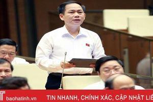 Đại biểu chất vấn Bộ trưởng Bộ Công thương về Dự án mỏ sắt Thạch Khê