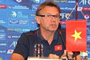 'Phù thủy trắng' Troussier và mục tiêu Olympic, World Cup cùng Việt Nam