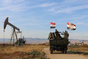 Syria triển khai quân tại các khu nhiều dầu khí do người Kurd nắm giữ
