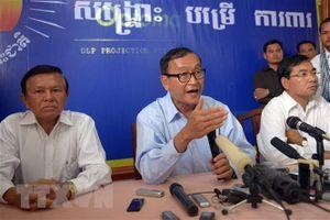Thủ tướng Prayut cấm thủ lĩnh đối lập Campuchia về nước qua Thái Lan