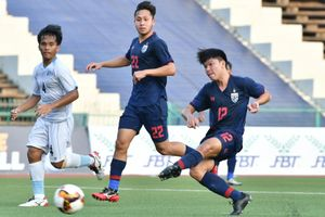 U19 Thái Lan giành chiến thắng 21-0 tại vòng loại U19 châu Á 2020