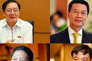 Quốc hội bắt đầu 3 ngày chất vấn Thủ tướng cùng 4 tư lệnh ngành