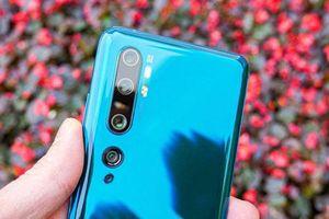 Trên tay Xiaomi Mi CC9 Pro camera ngang ngửa Huawei Mate 30